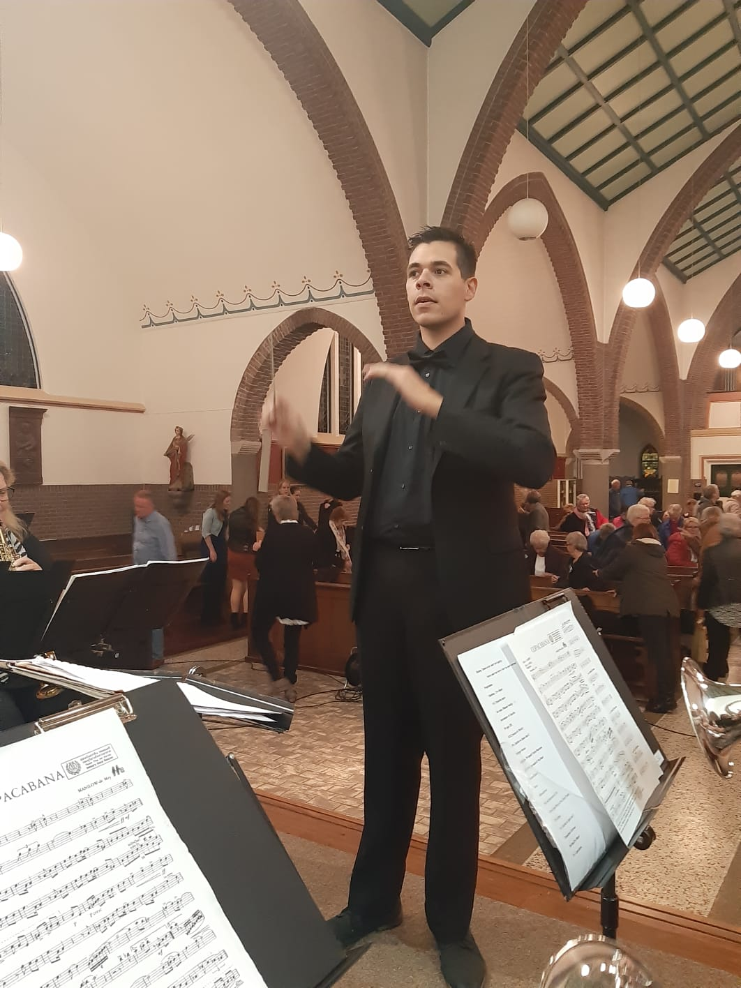 Dirigent Mark